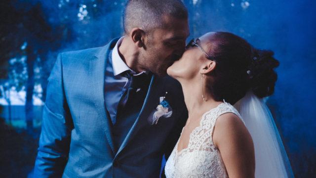 Сватбата на Ивелина и Йордан