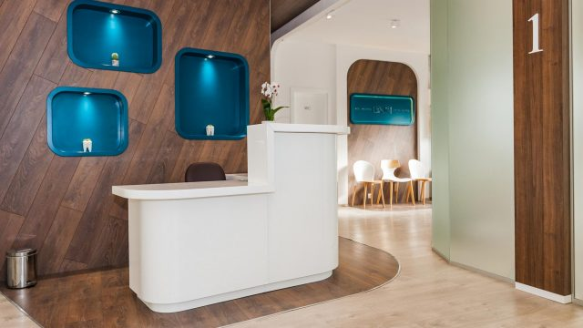 ONE Dental Clinic Interior